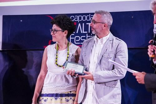 Capodarco _24062017_Premio _Volontariato _Nicola Berti _Cuamm